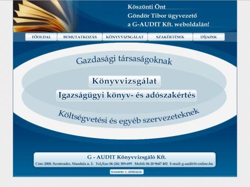 G-Audit Könyvvizsgáló Kft.