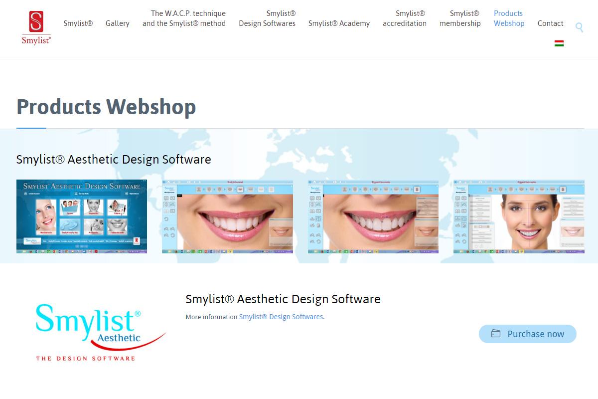 Smylist webshop