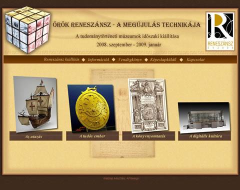 Közlekedési Múzeum Reneszánsz Kiállítása