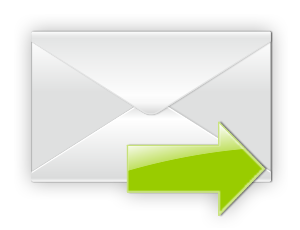 email küldés honlap ikon