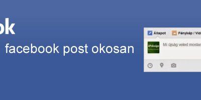 Milyen gyakran postolj a Facebookon
