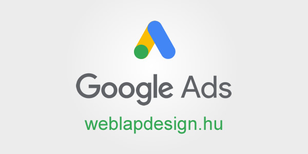 Google ADS hirdetés