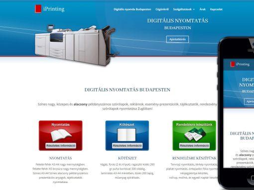 iprinting weboldal