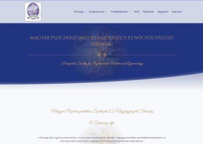 Mapszig weboldal készítés