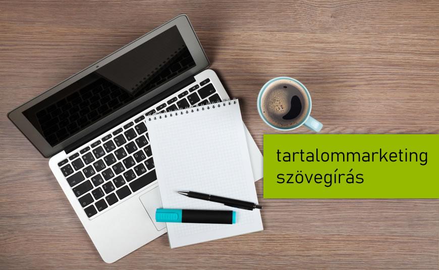 tartalommarketing szövegírás weblapdesign