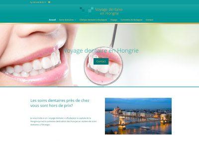 francia nyelvű weboldalkészítés