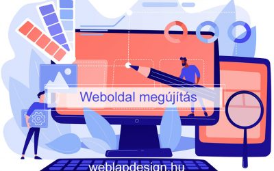 Weboldal megújítás, mikor van rá szükség